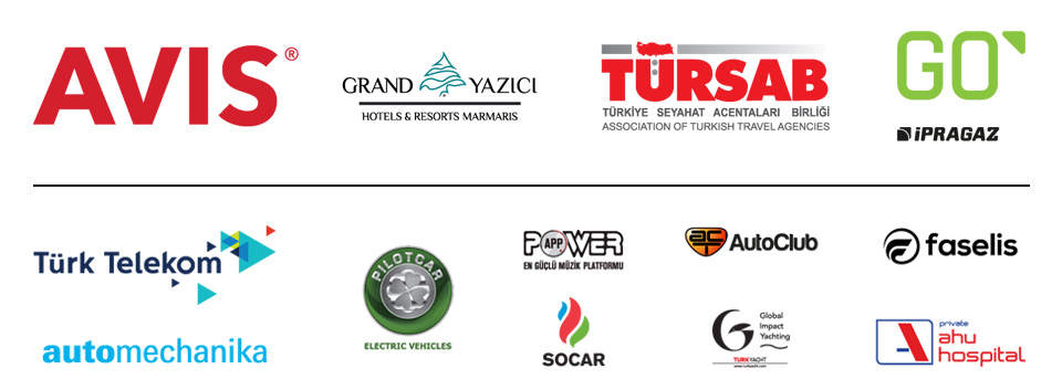 Rally Turkey 2019 Partners