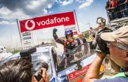 THIERRY NEUVILLE WON VODAFONE RALLY DE PORTUGAL