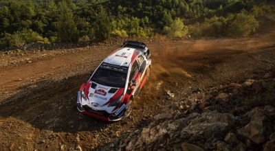 WRC – Rally Turkey 2018: Event Highlights / Review Clip