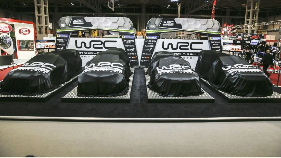 WRC Launch: Class Of 2019