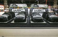 2019 WRC Otomobilleri Tanıtıldı