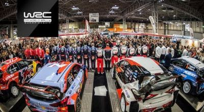 FIA World Rally Championship: Season launch 2019