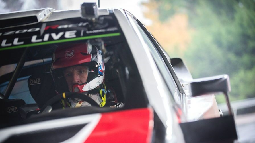 Meeke Returns With Toyota