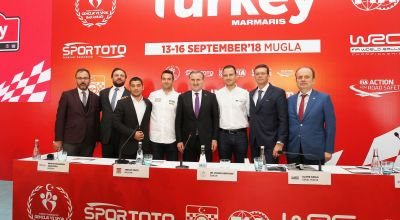 WRC – Rally Turkey Press Conference