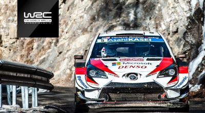 WRC – Rallye Monte-Carlo 2019: Highlights Clip