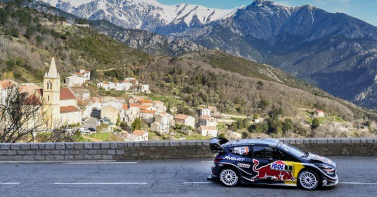 Dünya Ralli Şampiyonası'nda 4. durak Fransa
