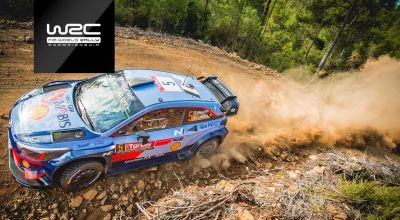 WRC – Rally Turkey 2018: Shakedown Highlights