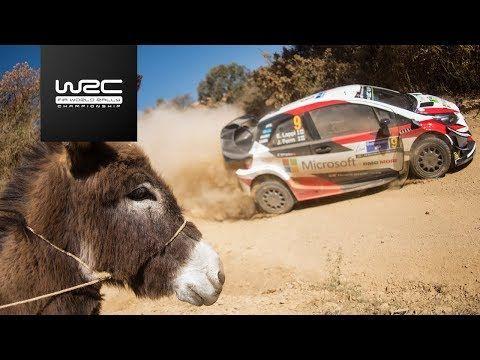 WRC – Rally Guanajuato México 2018: Highlights / Review Clip