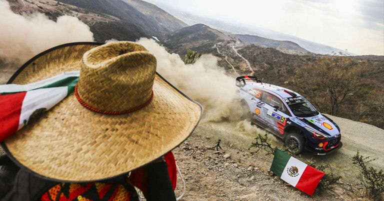 BREAKING NEWS: OGIER TAKES MEXICO WIN