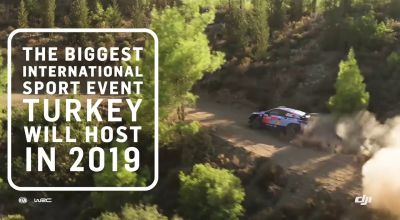 WRC 2019 Rally Turkey