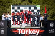 Ogier Storms Back Into Title Contention With Victory in Rally Turkey
